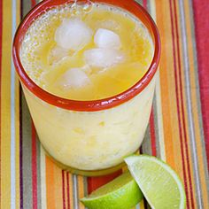 Batido de Mango (Mango Smoothie), from Cooking Light