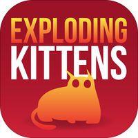 Exploding Kittens® - The Official Game by Exploding Kittens