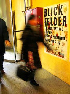 """Blick Felder (""""visual field""""/ focus)"""