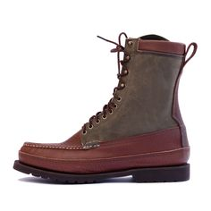The Covey Rise Upland Boot by Russell Moccasin