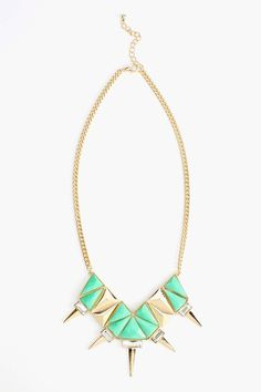 Siren Spike Necklace