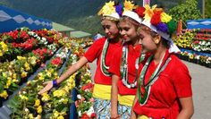 Today Sikkim is rapidly evolving society. Gangtok is the capital city of Sikkim, Namchi, Jorethang are the major cities of Sikkim. The people of Sikkim are very pleasant and friendly. Even small festivals are celebrated here with equal love and devotion.