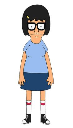 "Tina Belcher - Bob's Burgers Wiki . ""I'm no hero, I put my bra on one boob at a time like everyone else."