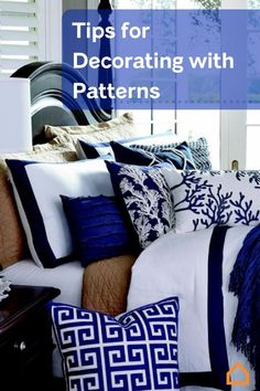 Transform your home one pattern at a time. www.normandeauwc.com