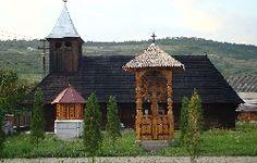 Biserica de lemn din Soimus Cabin, House Styles, Home Decor, Decoration Home, Room Decor, Cabins, Cottage, Home Interior Design, Wooden Houses
