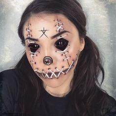 12 Ideas de Maquillaje para Halloween | diytutorialesymuchomas,com