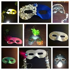 simple diy mask masquerade - Google pretraživanje
