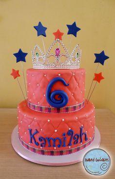 My baby sister's birthday cake last year :)