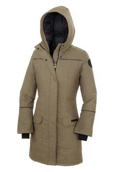 canada goose wool torino coat
