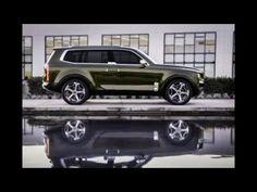 2016 CUV Concept Kia Telluride