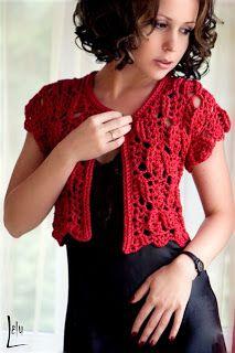 Crochet Boots, Crochet Jacket, Crochet Scarves, Crochet Clothes, Crochet Bag Tutorials, Crochet Crafts, Moda Crochet, Crochet Top, Casual Sweaters