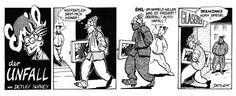"""Detlef Surrey: """"Emil"""" - Breakdance - """"Bumerang"""" - Interview zum Comic-Strip """"Emil"""" - http://detlefsurrey.blogspot.de/2015/07/interview-mit-detlef-surrey.html"""