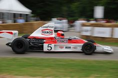 1974 McLaren Ford M23  - Goodwood FoS 2008