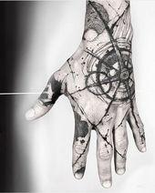 - tattoo old school tattoo arm tattoo tattoo tattoos tattoo antebrazo arm sleeve tattoo Hand Tattoos, Finger Tattoos, Body Art Tattoos, Sleeve Tattoos, Tatoos, Tattoo Line Art, Ma Tattoo, Snake Tattoo, Henna Body Art