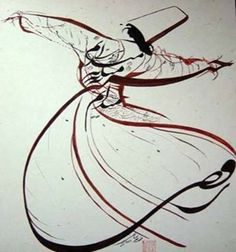 Come with us, take off your silk coverings, put on your rough cloak, and we will bring you back to life. RUMI