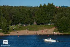Summer Joy in Rovaniemi.