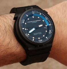 Porsche Design P'6780 Diver Watch Review Wrist Time Reviews