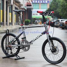 JAVA Mini velo Bike 451 Road Bike With SRAM X7 18 Speed 20″ x1.35 Minivelo Bicycle Prodct descripton: Brand: Italy, ...