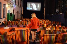 Gallery - Backyard Cinema