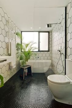 green bathroom White Bathroom Ideas - Before you start decorating an all-white bathroom, there are a couple of things you require to understand. An experienced shares her important white bathroom . All White Bathroom, Mold In Bathroom, Bathroom Renos, Bathroom Renovations, Small Bathroom, Black And White Bathroom Ideas, Remodel Bathroom, Bathroom Cabinets, Asian Bathroom