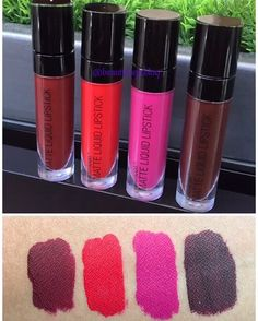 Drugstore Dupe: NYX's new Full Throttle lipstick in Con ...