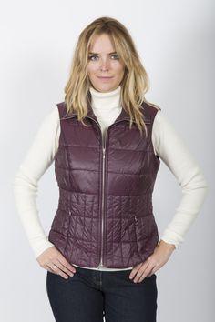 STEILMANN GILET Winter Collection, Fall Winter, Fashion Dresses, Vest, Jackets, Beautiful, Fall Winter 2015, Fashion Show Dresses, Down Jackets