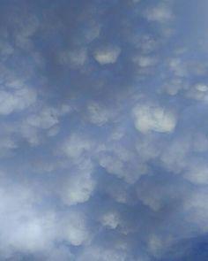 El #cielo emborregado de La Cañada de Mira (Cuenca)
