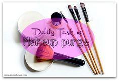 daily task 8 makeup purge