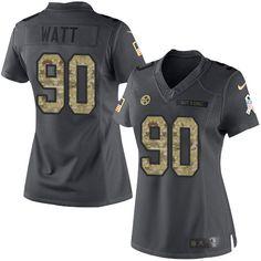 T.J. Watt NFL Jersey