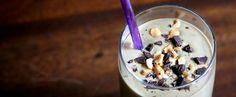 PMS Symptom Soother: Chocolate Banana Cashew Smoothie