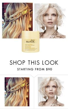 """you WON..... the hair competition  ...."" by awewa ❤ liked on Polyvore featuring beauty"
