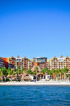 Away from the buzz of Cancún proper, Villa del Palmar is a family-friendly, all-inclusive spot. #Jetsetter