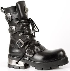 6a8145ce9bc9e 15 Best NEW ROCK METALLIC COLLECTION images | New rock boots, Shoe ...