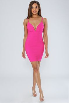 06670af9d6 Say You Love Me V Wire Bodycon Dress – KNOWSTYLE | @knowstyleusa  #knowstyleusa #