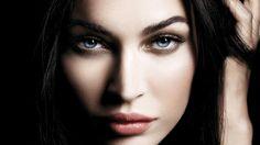 Blue Eyes Megan Fox HD Wallpaper