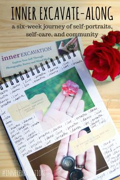 Beginning July 6, join author Liz Lamoreux for a six-week FREE read-along meets create-along ecourse that dives deep into her book Inner Excavation. All you need is the book and an open heart ready to tell your story. Find out more at lizlamoreux.com.