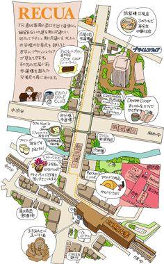 恵比寿地図