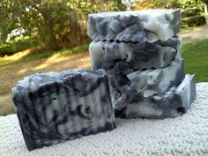 Black Licorice Soap----Made in the USA