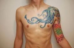Octopus Tattoos And Meanings-Octopus Tattoo Designs-Squid Tattoos, Designs, And Meanings