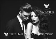 Hairbond Dimensions banner