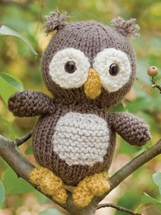 Knitting - Patterns for Children & Babies - Stuffed Animal & Toy…