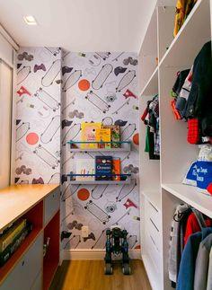 Decoração de quarto de criança inspirado em futebol  93805f592f95a