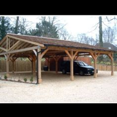 More carport ideas