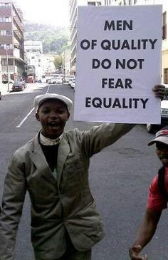 I saw this coloured boy on the street the other day with this sign. I completely agree and believe that the colour of your skin should not matter or effect how you are treated.