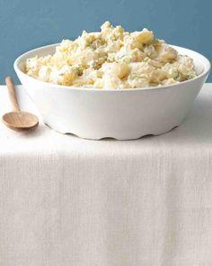 Anchovy Potato Salad Recipe