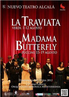 La Traviata. Para comprar las entradas haz click en la imagen.