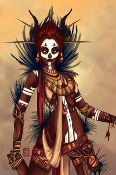 Voodoo by Sha-H.deviantart.com