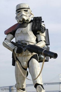 *SANDTROOPER ~ STAR WARS Sandtrooper