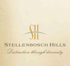 Stellenbosch Hills winning wine cooperative located in the farming district of Vlottenburg, just outside Stellenbosch, South Africa Wine Logo, Wine Cellar, Cape, Logos, Riddling Rack, Mantle, Cabo, Logo, Coats