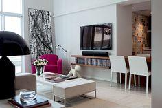 Móvel TV - extensão mesa cozinha